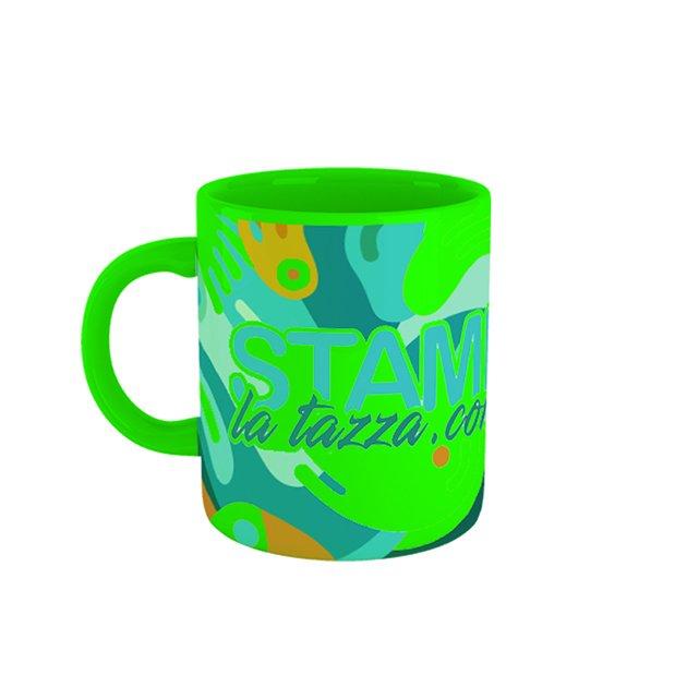 carica il tuo logo su tazza