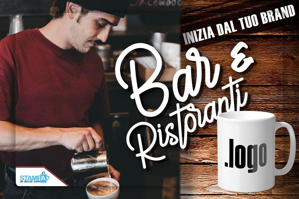 tazze personalizzate per bar e ristoranti