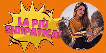 """TAZZA LUCIDA PERSONALIZZATA COMICS """"LA PIU' SIMPATICA!"""""""