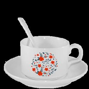 tazza da the personalizzabile