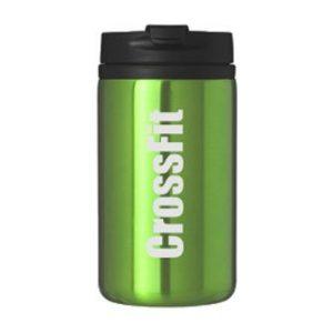 tazza termica verde personalizzata
